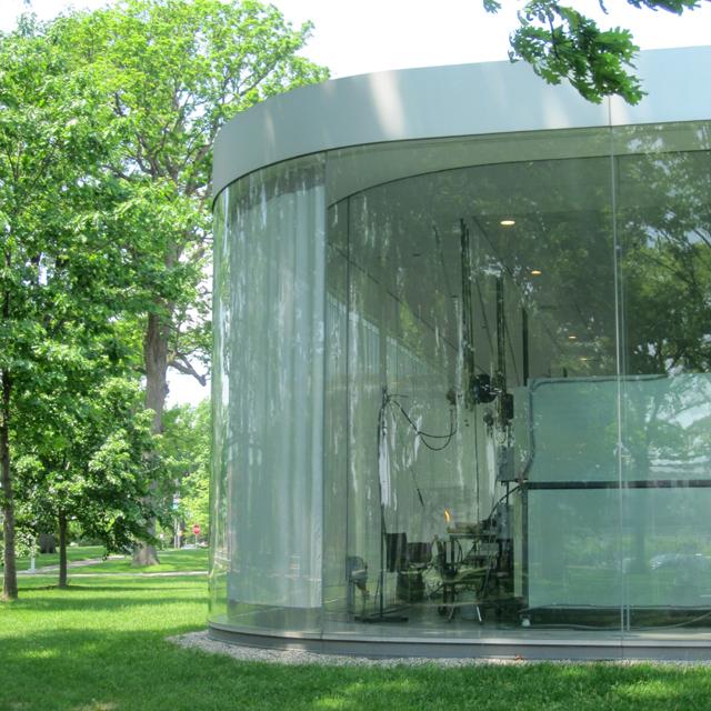 toledo museum of art glass pavilion 2006 traverse360 architecture