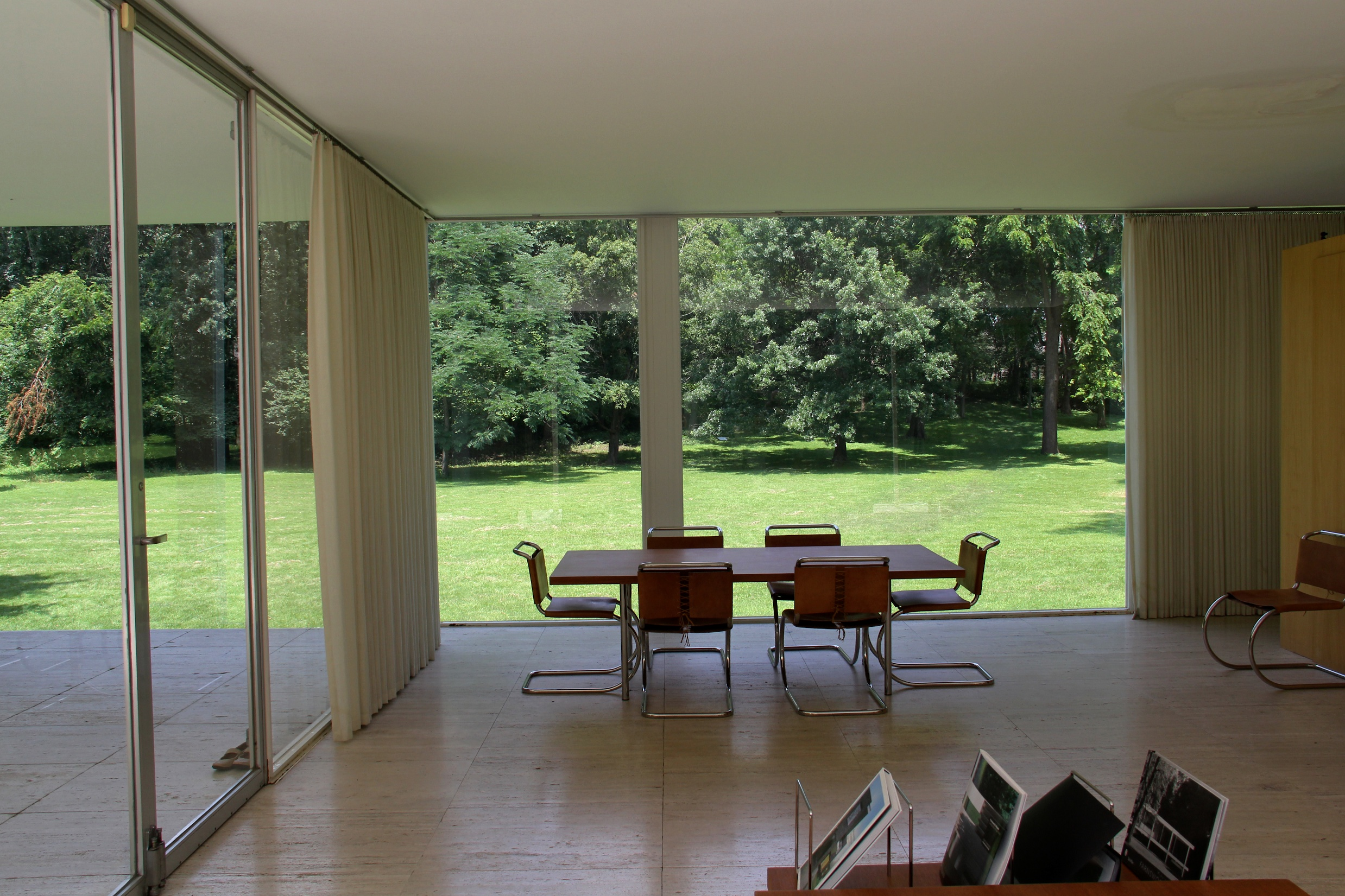 Farnsworth House 1951 Traverse360 Architecture